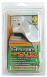 Camco Mfg 42134 RV Gutter Spout Extensions, 4-Pk.