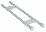 Camco Mfg 44073 RV Refrigerator Bar, Double