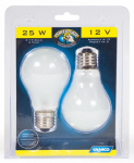 Camco Mfg 54892 RV Light Bulb, A-19, 25-Watt, 2-Pk.