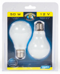 Camco Mfg 54894 RV Light Bulb, A-19, 50-Watt, 2-Pk.