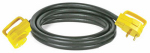 Camco Mfg 55191 RV Extension Cord With Handles, 25-Ft.