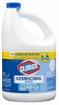 Clorox The 30790 Clorox germicidal liquid bleach 121 oz