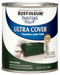 Rust-Oleum 1938-502 QT Hunter Green Paint