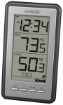 La Crosse Technology WS-9160U-IT-CBP Thermometer, Wireless, Extra-Large Digits