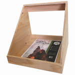 Ware Manufacturing 01492 Chick-N-Nesting Box, Plywood, 11 x 12-3/4 x 12-1/2-In.