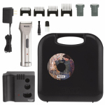 Wahl Clipper 08786-800 Horse Clipper Kit, Cordless, 2 Nimh