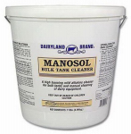 Stearns Packaging ST0012-DB-UP10 Manosol Alkaline Cleaner For Dairy Applications, 11-Lbs.