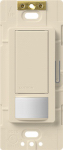 Lutron Electronics MS-OPS5MH-LA Maestro Sensor Switch, Large Room/Fan Occupancy, Light Almond