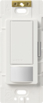 Lutron Electronics MS-OPS5MH-WH Maestro Sensor Switch, Large Room/Fan Occupancy, White