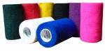 Neogen TA3400RED-E Vet Wrap Bandage, Red, 4-In. x 5-Yds.