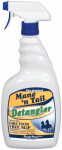 Straight Arrow Products 544826 Horse Main & Tail Detangler, 32-oz.