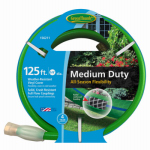 Teknor-Apex 8501-125 Garden Hose, Medium-Duty, 5/8-In. x 125-Ft.