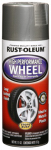 Rust-Oleum 248927 Wheel Coating, Steel, 11-oz.