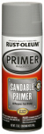 Rust-Oleum 249415 Automotive Spray Primer, Sandable, Grey, 12-oz.