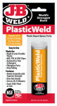 J-B Weld 8237 PlasticWeld Repair Epoxy Putty Stick, 2-oz.