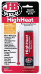 J-B Weld 8297 High Heat Epoxy Putty, 2-oz.