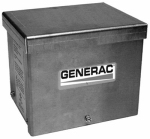 Generac Power Systems 6342 Generator Power Inlet Box, Aluminum, 20A