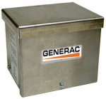Generac Power Systems 6343 Generator Power Inlet Box, Aluminum, 30A