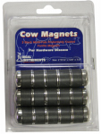 Neogen 9803 Cow Magnets, .75 x 2.75-In., 3-Pk.