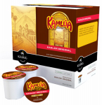 Keurig Green Mountain 120245 K-Cup For Keurig Coffee Brewers, Kahlua, 18-Ct.