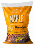 Traeger Pellet Grills PEL308 Barbeque Pellets, Maple Hardwood, 20-Lb. Bag