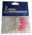 Neogen 9346 Livestock Injection Needles, Disposable, 1-In. Poly Hub, 18-Ga., 5-Pk.