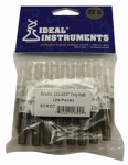 Neogen 9392 Livestock Injection Needles, Disposable, 3/4-In. Poly Hub, 22-Ga., 25-Pk.