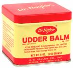 H W Naylor UB9 Cow Udder Balm, 9-oz.