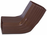 Genova Products AB221 Duraspout Gutter Elbow, A To B Style, 2 x 3-In.