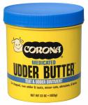 Manna Pro 0095025331 Udder Butter Ointment, Lanolin, 32-oz.