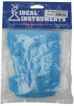 Neogen 3120 Nitrile Disposable Glove, Blue, Large, 10-Pk.
