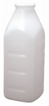 Fairchild Industries 974 Replacement Calf Nursing Bottle, Snap-Top, 2-Qts.