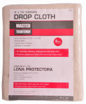 Shijiazhuang Changlun Int 58908 Canvas Drop Cloth, 4 x 15-Ft.