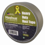 Berry Global 1088113 Duct Tape, Olive Drab, 1.89-In. x 50-Yd. Roll