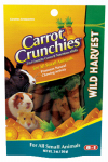 United Pet Group G1472 Gerbil & Hamster Treats, Carrot Crunchies, 2-oz.