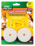 Spectrum Brands Pet H1389 Gerbil & Hamster Salt Wheel, 2-oz.