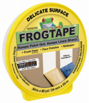Shurtech Brands 280220 Delicate Surface Yellow Painting Tape, .94-In. x 60-Yrd.