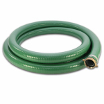 Abbott Rubber HA4203003 Water Suction & Discharge Hose, Green, 2-In. x 20-Ft.