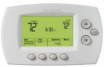 Honeywell Home/Bldg Center RTH6580WF1001/W1 Wi-Fi Thermostat, 4-Program