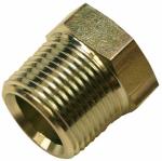 Apache Hose & Belting 39035482 3/4Malex1/2Fem Adapter