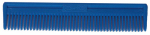 Decker Mfg GC83 Mane and Tail Comb, Multi-Colored Bristles, 9-In.