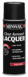 Minwax The 15200 Clear Lacquer, Gloss, 11.5-oz. Aerosol