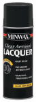 Minwax The 15205 Clear Lacquer, Semi-Gloss, 11.5-oz. Aerosol