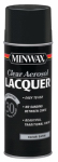 Minwax The 15210 Clear Lacquer, Satin, 11.5-oz. Aerosol