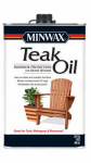 Minwax The 671004444 Teak Oil Wood Treatment, 1-Qt.
