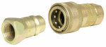 "Apache Hose & Belting 39040910 3/8"" Body Coupler Set"