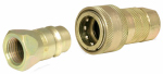 "Apache Hose & Belting 39040920 1/2"" Body Coupler Set"