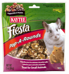 Kaytee Pet 100508757 Hamster/Gerbil Treats, Snix Snax, 4-oz.