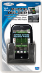 Custom Accessories 10929 Car Cell Phone & MP3 Holder, Black, Vent Mount,