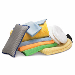 Tiger Accessory Group 1122 Cleaning Kit or Kitchen For Home, Car, 10-Pc.